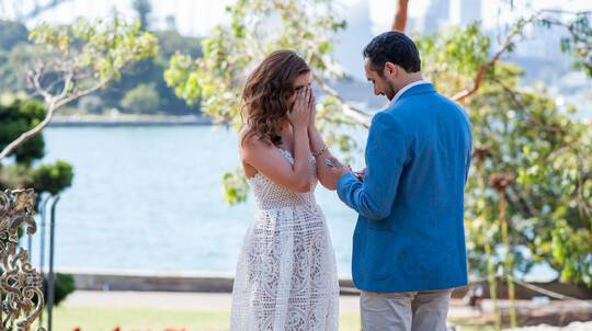 Couples Outdoor Photoshoot with Surprise Marriage Proposal