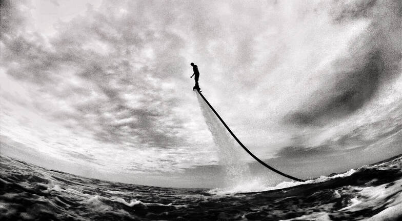 Geraldton Flyboard Experience - 15 Minutes