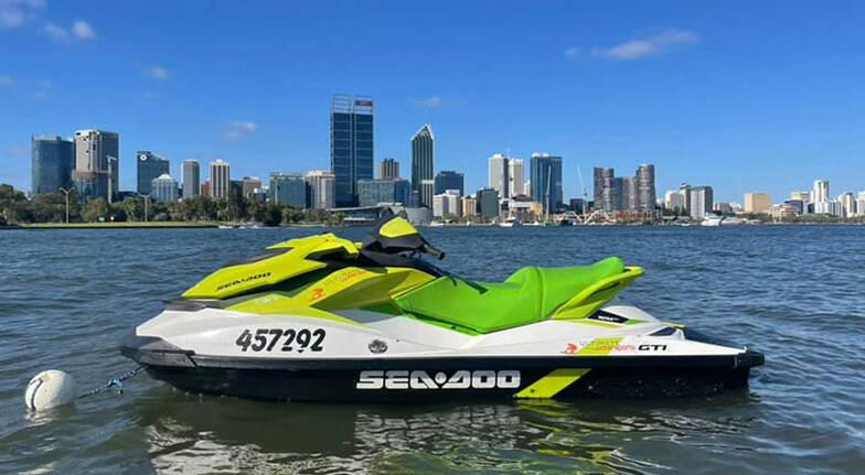 Perth Jet Ski Hire  60 Minutes
