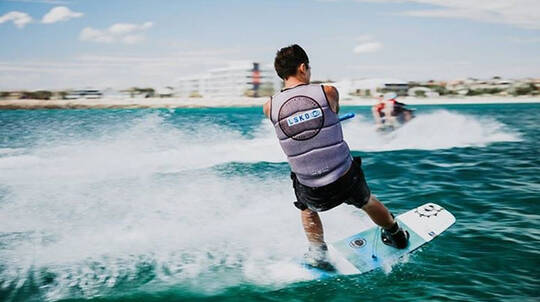 Four Watersports Day Pass - Perth