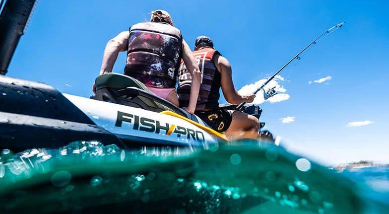 Full Day Fish Pro Jet Ski Hire  Exmouth