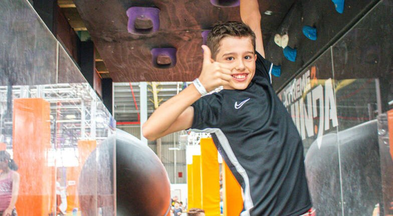 2 Hour Adventure Park Pass with Laser Tag and More