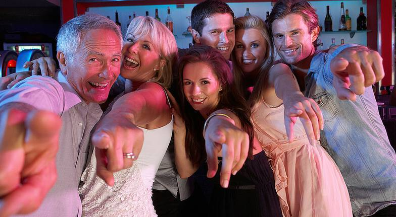 Vagabond cruises guests on rock n roll boat party sydney