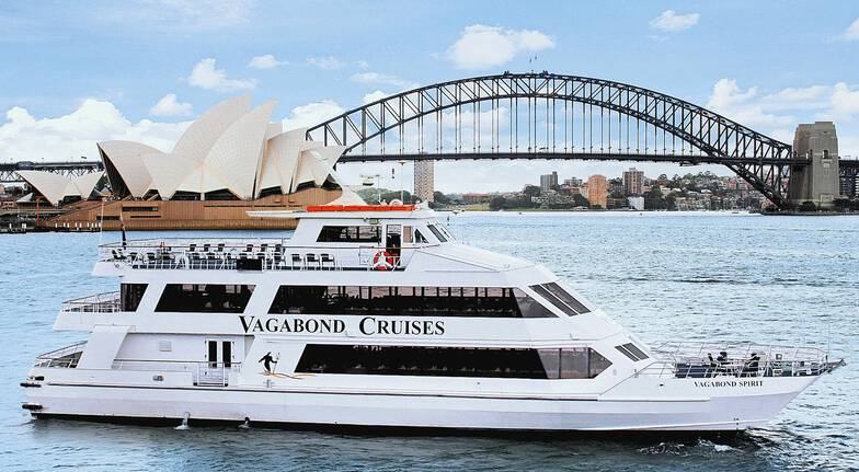 Sydney Harbour Seafood and Carvery Lunch Cruise - 3 Hours