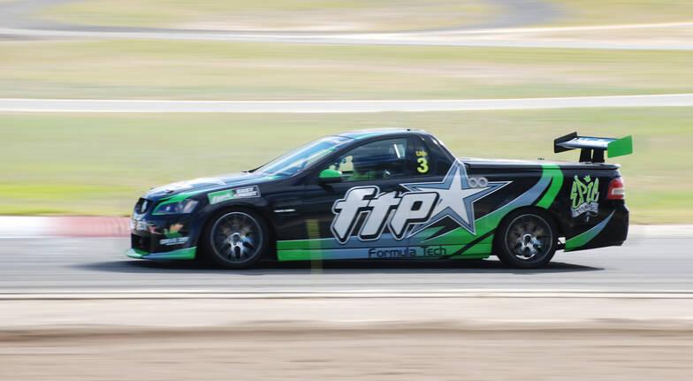 V8 Race Car Drive - 3 Laps - Perth