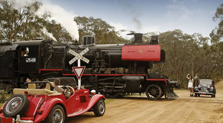 Steam Train and Overnight Stay - For 2