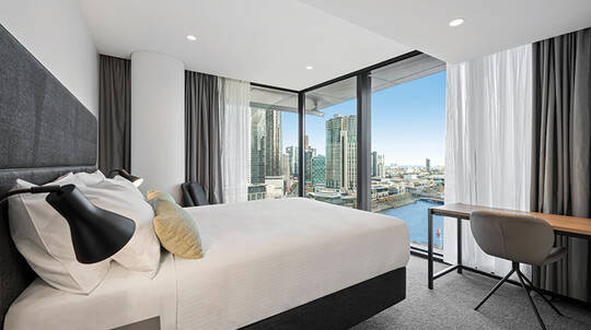 Two Night Melbourne CBD Getaway - For 2