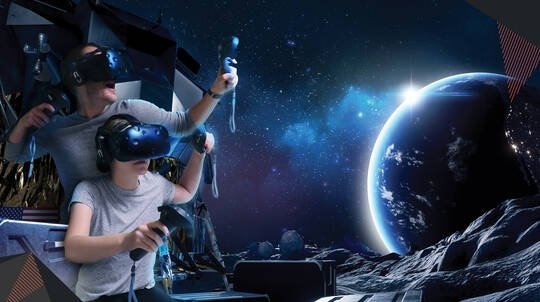 Virtual Reality Escape Room Adventure