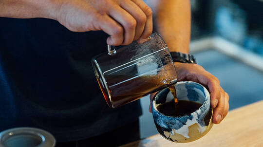 2 Hour Coffee Brewing Class - West End