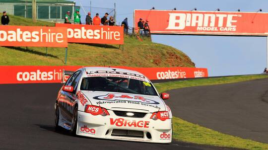 Bathurst V8 Race Car Front Seat Ride - 2 Laps -SPECIAL EVENT