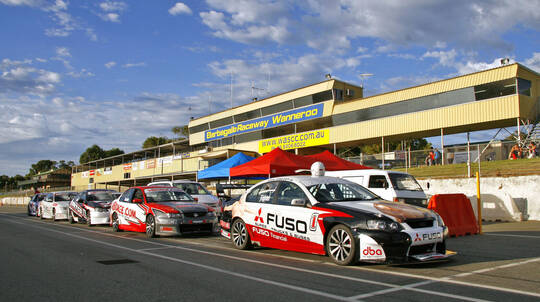 V8 Triple Thrill Hot Laps Ride - For 3 - Adelaide - SA