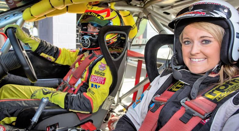 3 Front Seat V8 Hot Laps - Wakefield Park Raceway