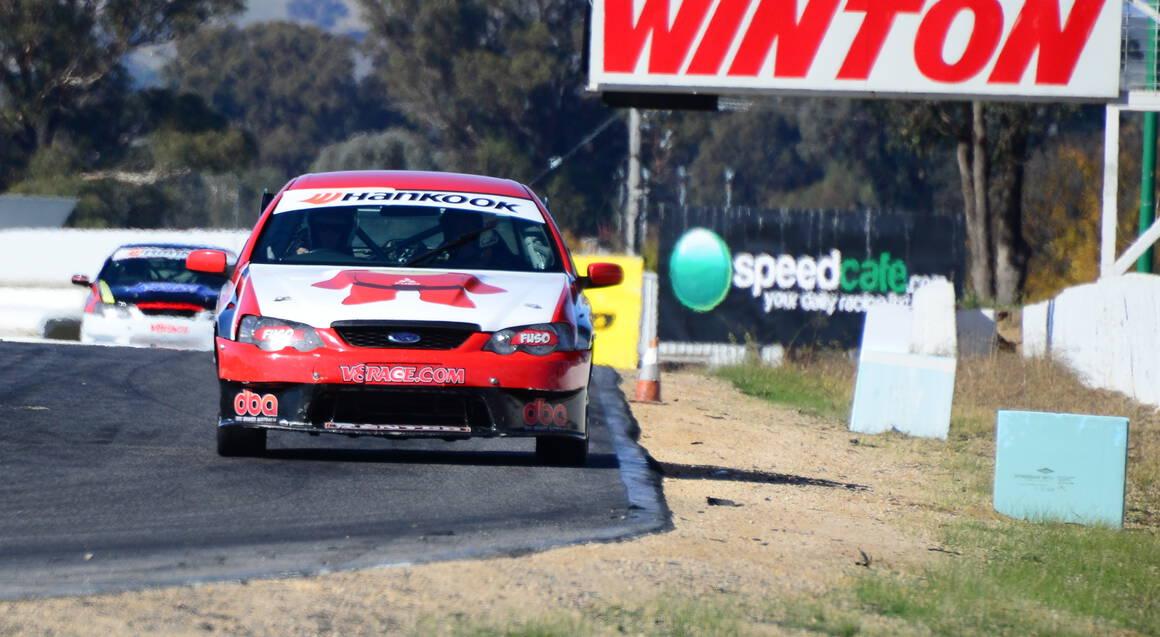 V8 Supercar Drive - 6 Laps - Winton Motor Raceway