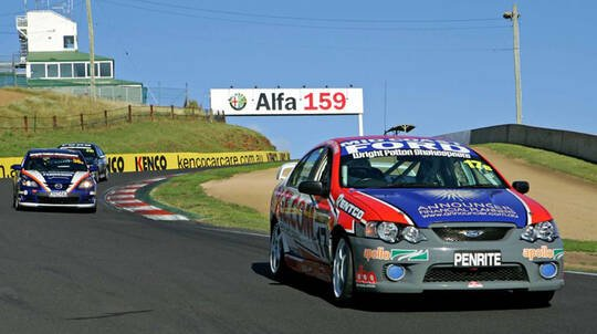 Bathurst V8 Race Car Drive - 4 Laps - SPECIAL EVENT – NSW