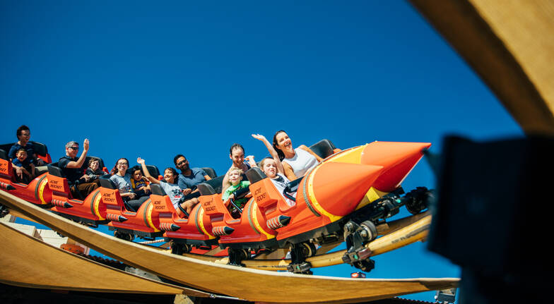 7 Days Unlimited Entry to 4 Theme Parks and Attractions