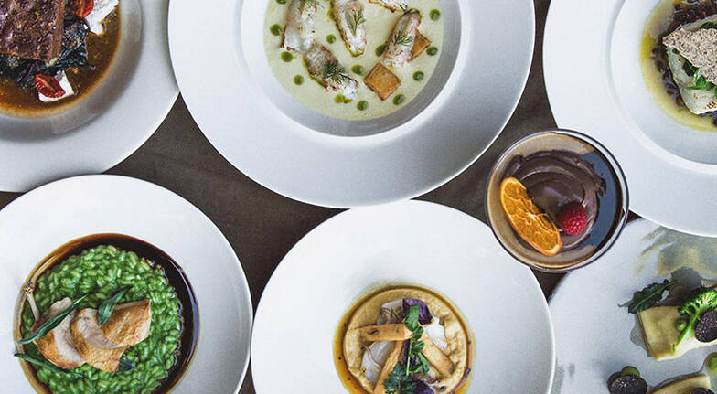 Michelin Star Chef 7 Course Degustation - For 2