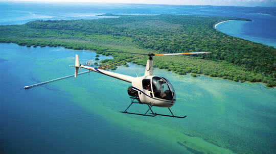 Helicopter Flight Training Experience - 30 Minutes