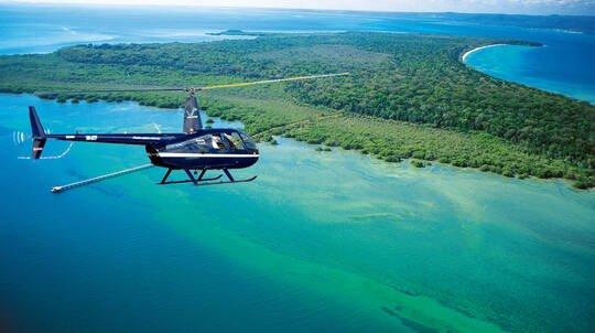 Moreton Bay Scenic Flight - For 3