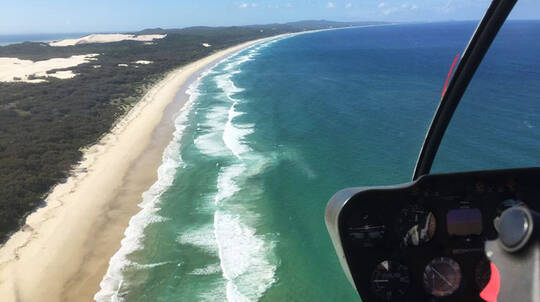 You Fly Helicopter Experience - 40 Minutes - Gold Coast