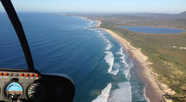 You Fly Helicopter Experience  40 Minutes  Gold Coast