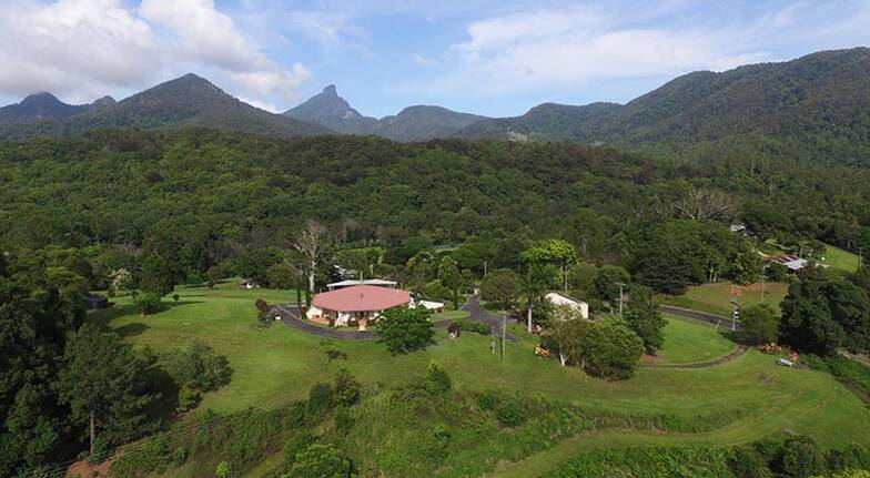 Wollumbin Crater Helicopter Tour - 50 Minutes - For up to 3
