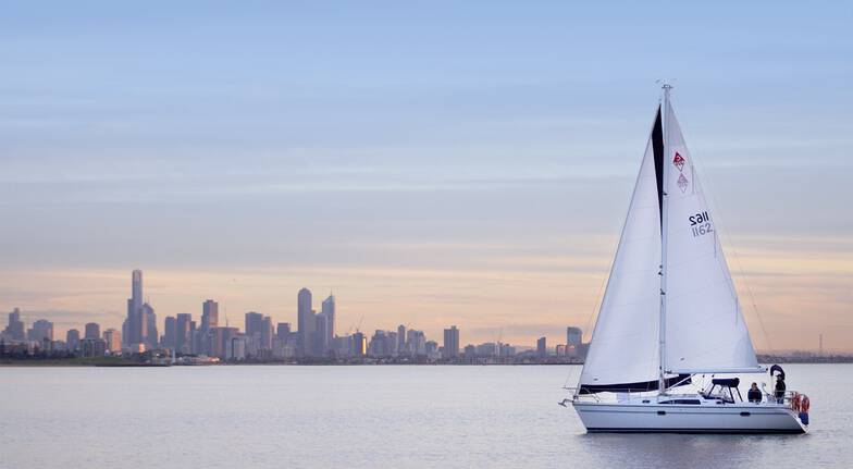Overnight Yacht Getaway with Sailing and Breakfast - For 2