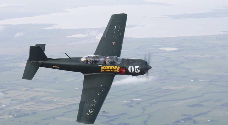 Warbird Aerobatic Flight - 15 Minutes