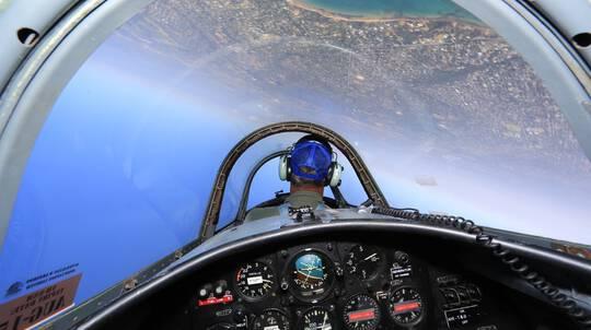Warbird Aerobatic Flight - 25 Minutes - Moorabbin
