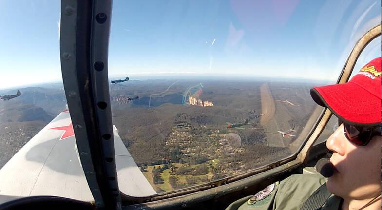 Warbird Adventure Flight Over the Hunter Valley