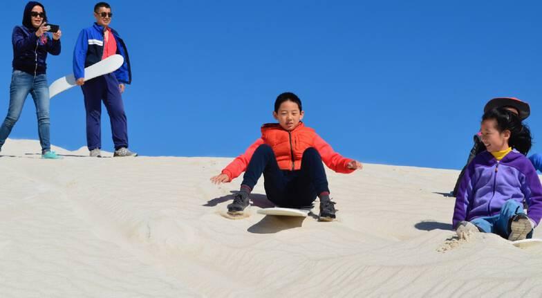 Lancelin 4WD and Sandboarding Adventure - 45 Minutes