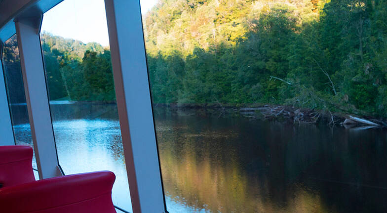 Gordon River Heritage Cruise with Lunch - Standard Seating