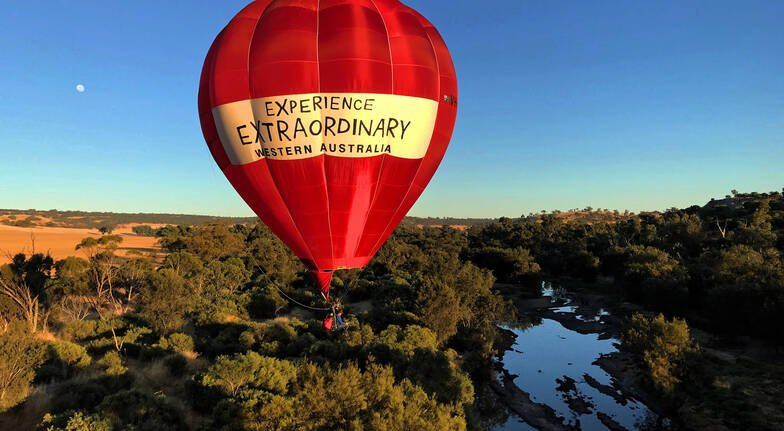 Hot Air Ballooning Over The Avon Valley - Weekdays