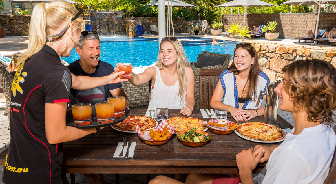 Whitsunday Jet Ski Island Tour with Poolside Lunch - 4 Hours
