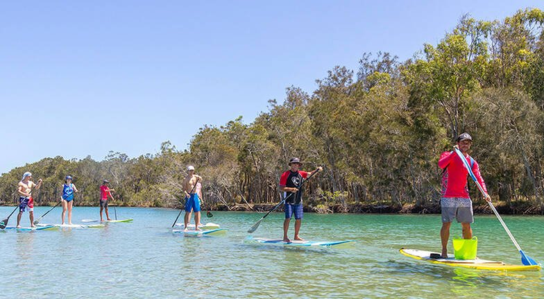 Stand Up Paddle Board Aboriginal Cultural Tour  25 Hours