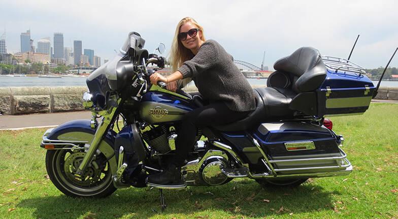 Harley Davidson Sydney Sights Tour  60 Minutes