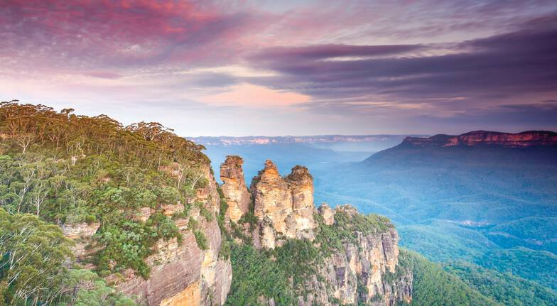 Blue Mountains Sunset Tour with Picnic Lunch - For 2