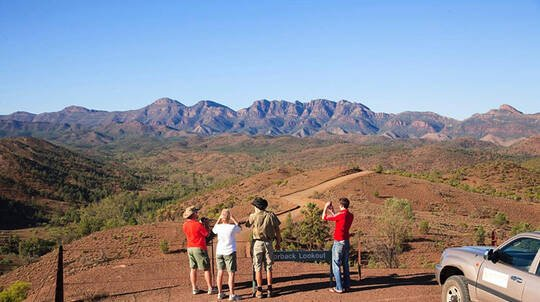 Flinders Ranges Gorges and More Tour - Half Day