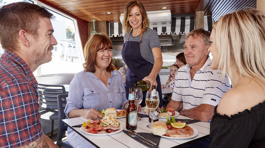 Gold Coast Sightseeing Cruise with Buffet Lunch