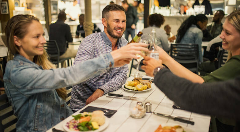 Gold Coast Sightseeing Cruise with Buffet Dinner