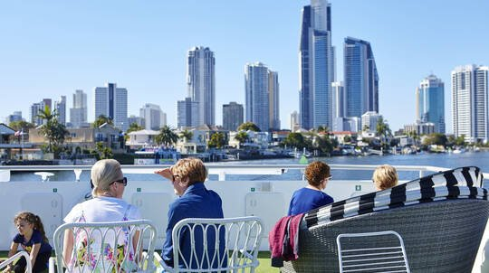 Morning Sightseeing Coffee Cruise - Surfers Paradise