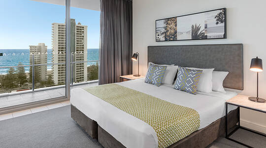 2 Night Midweek Gold Coast Getaway - For 2