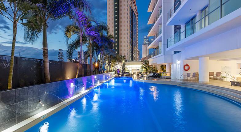 2 Night Gold Coast Midweek Getaway - For 4