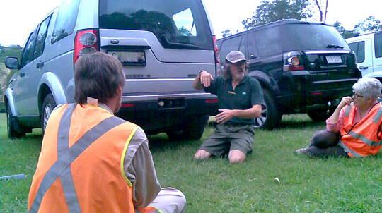 4WD Introductory Course - Sunshine Coast