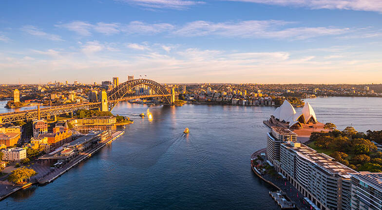 Sydney Harbour Dinner Cruise with Drinks  3 Hours