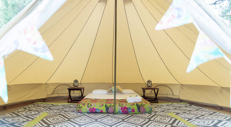 2 Night Glamping Escape in Yallingup - For 2