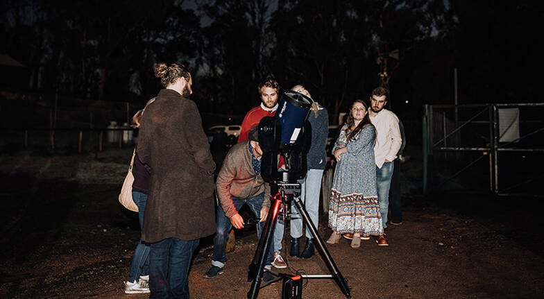 Blue Mountains Stargazing Evening Experience  15 Hours