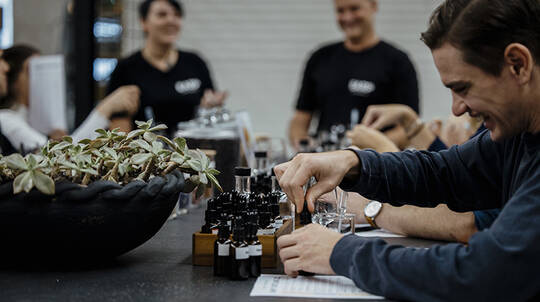 Gin Blending Class with Take Home Bottles - 60 Minutes