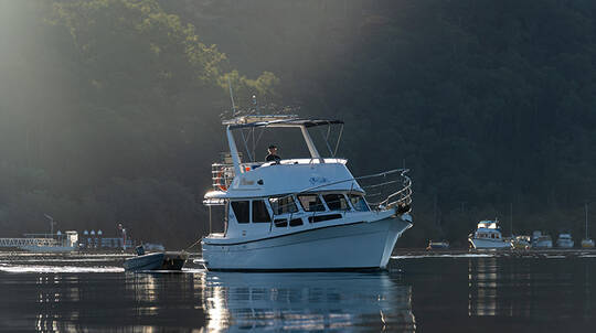 Midweek 2 Night Hawkesbury River Boat Stay - For up to 6
