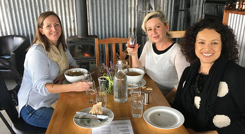 Berry Private Winery Tour with Lunch and Tastings  For 2