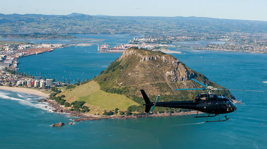 Papamoa Hills Scenic Helicopter Flight - 20 Mins